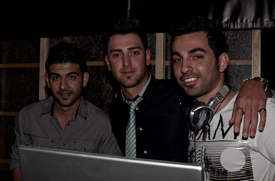 Persian New Year Party 2010 at Yoshi's