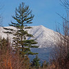 Mt. Katahdin from the Golden Road...