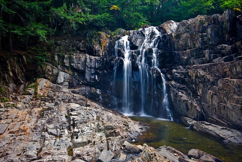 Houston Brook Falls