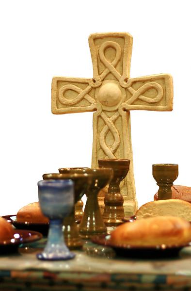Mercy Street communion table (mercystreet.org)