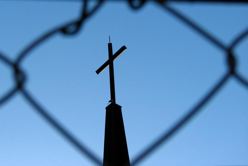 Chapelwood UMC cross