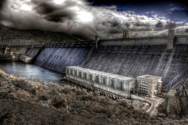 Grand Coulee Dam-II