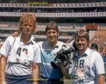 Gary Lineker & PSC Crew 3, Mexico, 18th June 1986