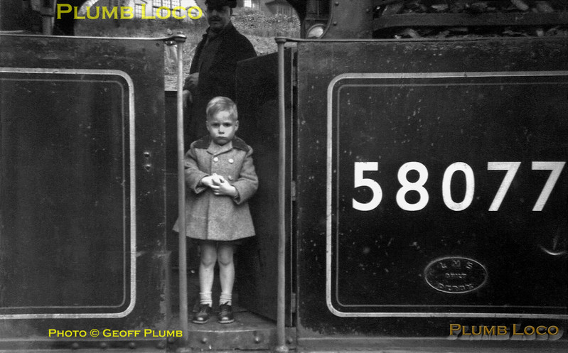 58077, Wirksworth, 25th April 1953