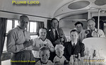 "RCTS Group, ""Moonraker"" tour Buffet Car, 18th August 1957"