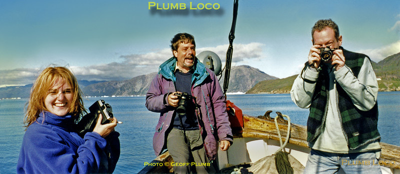 """""""Blind Date"""", Greenland, 22nd August 1997"""