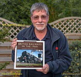 Geoff Plumb, LMR book, 30th August 2019