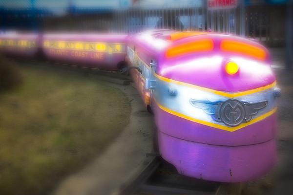 Keansburg Amusements-Atlantic Coast Lines Ride