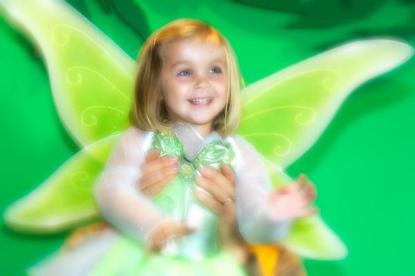 Fairy in Green