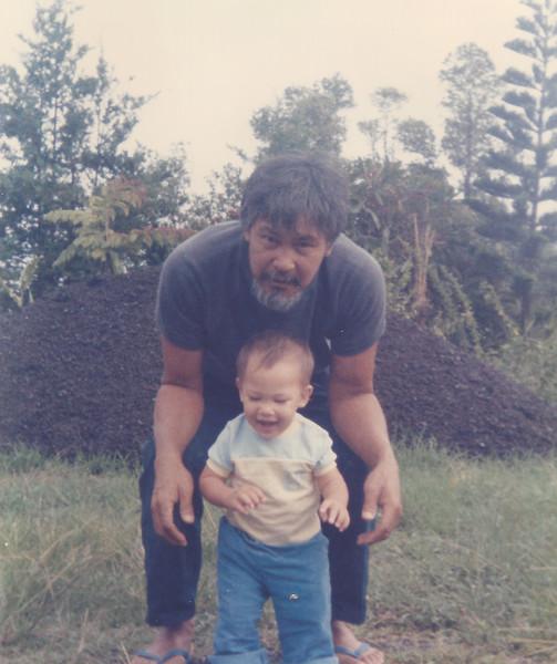 Dad & Zeke