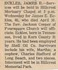 Jim Eckles Obituary