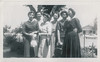 Bea Romines Pearl Scott Gerry or Vivian Romines with Marguerite on far right