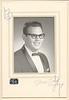 Jim Foster 1966 Senior Photo