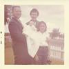 Chuck Barbara Ricky and Deborah Smith Nov 1962