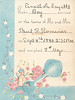 Ernest Lafayette Romines Baby Announcement Sept 4, 1940
