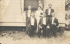 Lafayette Romines with Preachers He's bottom row far left