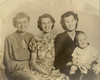 Nannie and Marguerite Romines with _