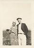Gma Jennie Scott and Chester Scott 1957