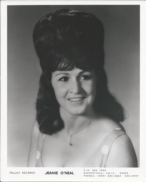 Jeanie O'Neal Photos 1