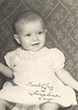 Faraline Maxine Thornton Houts 5 months