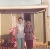1977 Delpha Andrade & Grace Scott