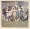 1968 May Denise holding Kim Debbie Grace Delpha Millie Gloria Anita