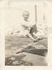 19290708 Delpha Atkinson Andrade at Farallon Islands