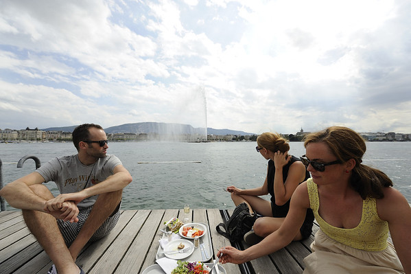 Geneve met Paul en Ruth