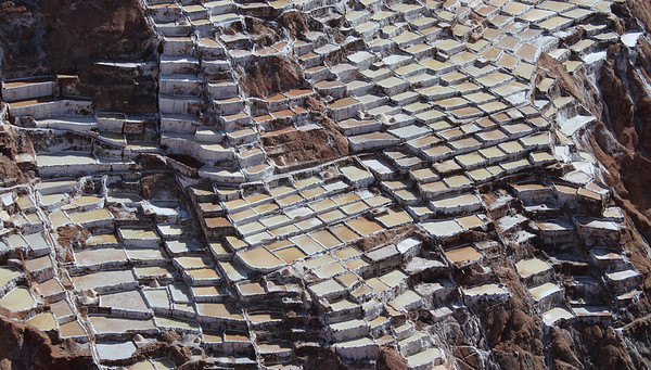 Salt Terraces