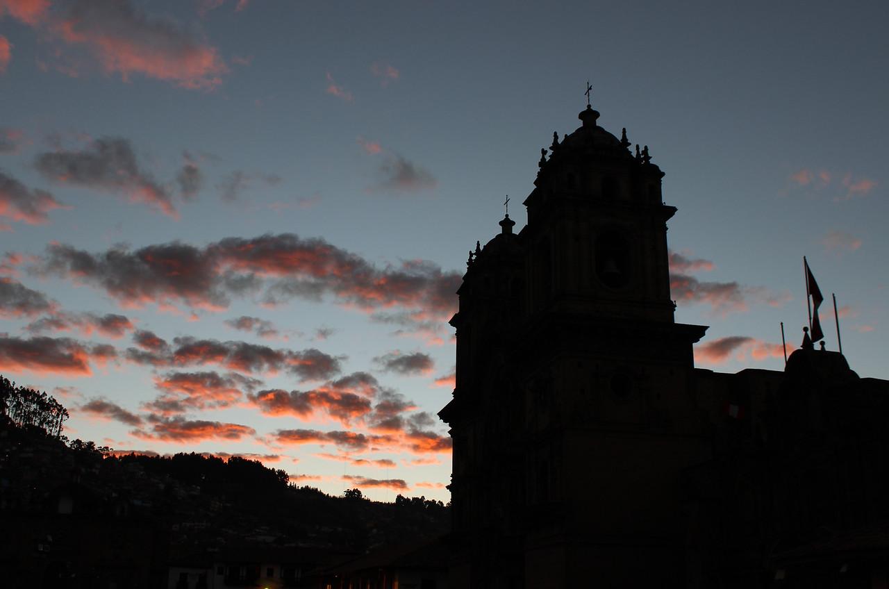 Cusco Sunrise