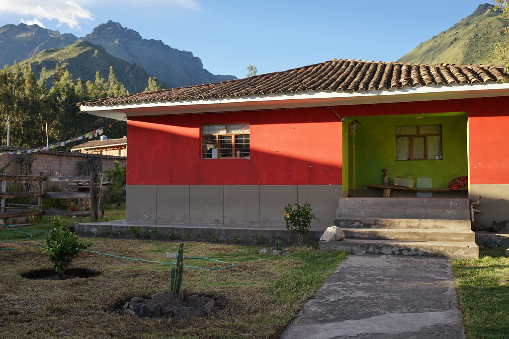Llamapack Hostel. Our home.