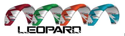 Peter Lynn Leopard Logo