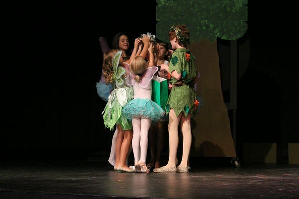 Peter Pan, Jr. Children's Summer Theatre 2014
