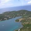 Culebra view from plane 2