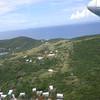 Culebra view from plane 1