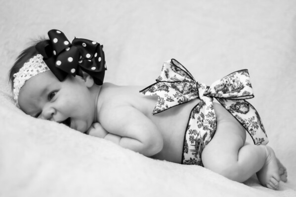 Peyton's Newborn Pictures