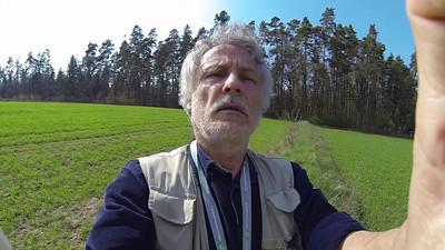 20130424_1555_0033_Feldrain_GPS Vom Feld aus dem Süd-Westen aus gesehen. Erstes gopro Hero Video 1280x720 100fps
