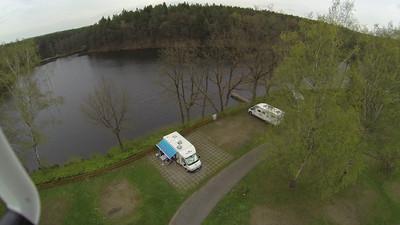 Vom U30 bis U17 den Seeblicken entlang 20130427_1549 erstes gopro Video von der Seeseite. Leider bei bedecktem Himmel und starkem Wind.
