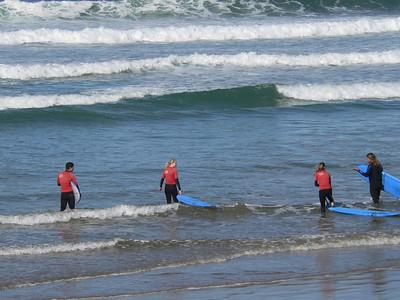 Phil Surfing
