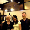 With Aunt Nene (Holiday Inn, Tewksbury, Massachussetts)