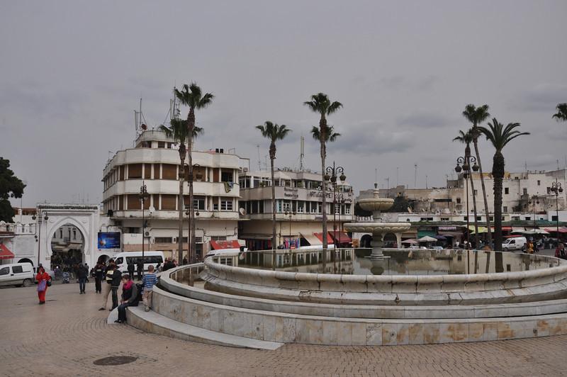 Grand Socco, Tangier, Morocco in Africa