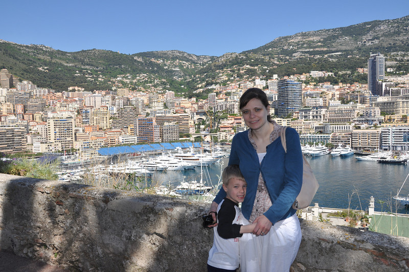 Checking out Monaco