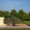 Gardens at the Royal Palace
