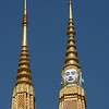 Royal Palace rooftop spires
