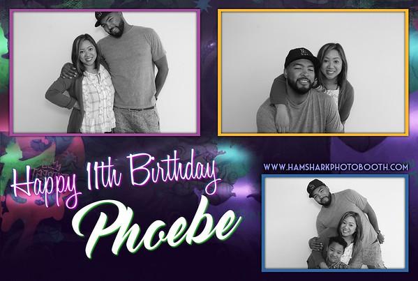 Phoebe's 11th Birthday
