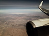 Over White Sands
