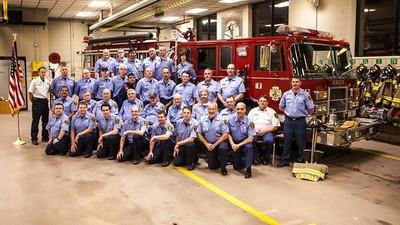 Chili Fire Department, Inc.  Co. #1. 11/12/12