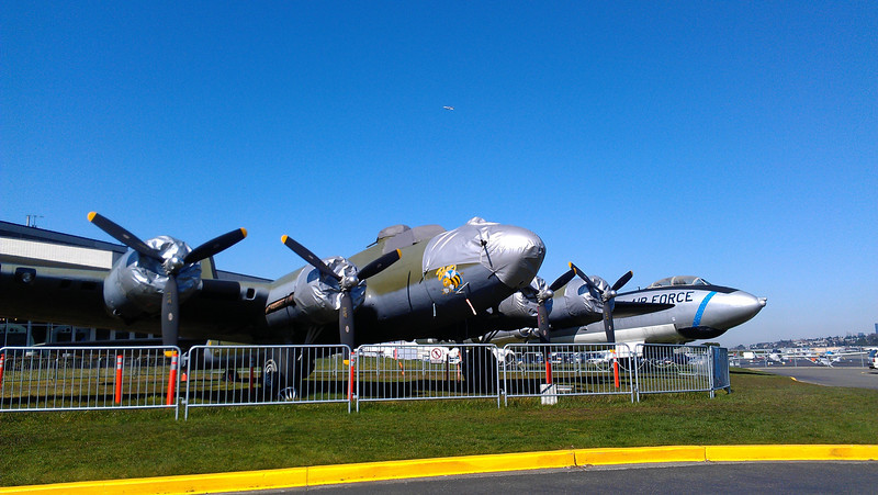 Seattle air museum