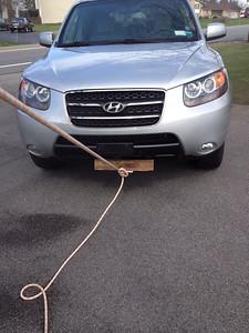 The car makes good helper