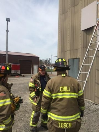 Day drill 05/07/14